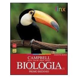 BIOLOGIA EDIZIONE ROSSA + ACT. BOOK X BN