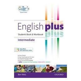 ENGLISH PLUS INTERMEDIATE +EC +CD