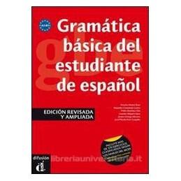GRAMATICA BASICA DEL ESTUDIANTE DE ESPAN