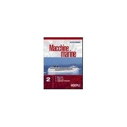 MACCHINE MARINE 2  MOTORI DIESEL X 5 ITN