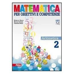 MATEMATICA PER OBIETTIVI  ARITMETICA 2