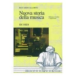NUOVA STORIA DELLA MUSICA