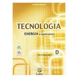 TECNOLOGIA D  ENERGIA X 3 SM +TAVOLE