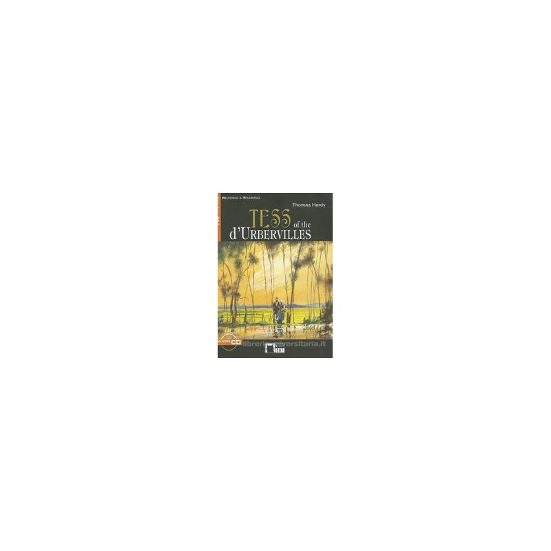 TESS OF THE D`UBERVILLES +CD