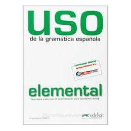 USO DE LA GRAMATICA ELEMENTAL