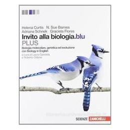 INVITO ALLA BIOLOGIA BLU MOLECOLARE PLUS