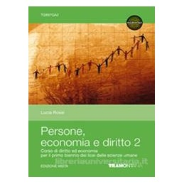PERSONE ECONOMIA E DIRITTO 2 XBN L.SC.UM