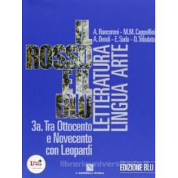 ROSSO E IL BLU EDIZ.BLU 3A+3B