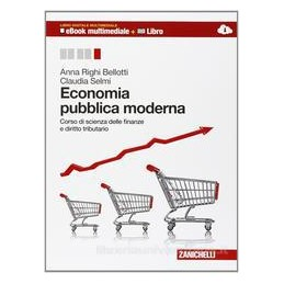 ECONOMIA PUBBLICA MODERNA   VOL  U LDM (