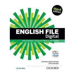 ENGLISH FILE DIGITAL INTERMED.ENTRY CECK