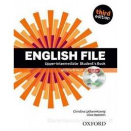 ENGLISH FILE DIGITAL UPPER INTERM.,SB+IT