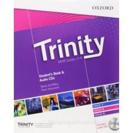 TRINITY GESE 7 9, SB +CD