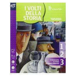 VOLTI DELLA STORIA 3 +PAGINE CORR.+OPENB