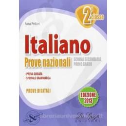 ITALIANO PROVE NAZIONALI CLASSE SECONDA