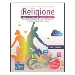 I RELIGIONE +EBOOK +DVD