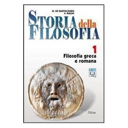 STORIA DELLA FILOSOFIA 1+2 +DISCIPL.SAP.
