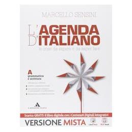 AGENDA DI ITALIANO (3 TOMI)