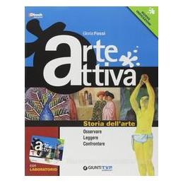 ARTEATTIVA  STORIA DELL`ARTE VOL. B