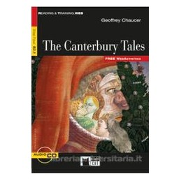 CANTERBURY TALES +CD