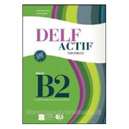 DELF ACTIF B2 ADULTES