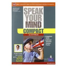 SPEAK YOUR MIND COMPACT +ACTIVEBOOK +ITE