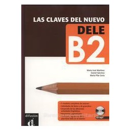 CLAVES DEL NUEVO DELE B2 +CD