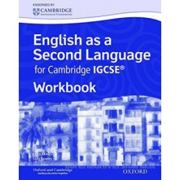 ENGLISH AS A SECOND LANGUAGE  WORKBOOK