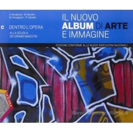 NUOVO ALBUM DI ARTE E IMMAGINE C +DVD