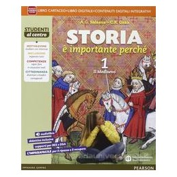 STORIA E` IMPORTANTE PERCHE` 1 VOL+ITE+DID