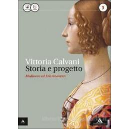 STORIA E PROGETTO VOLUME 3 + STORIA ALIMENTAZIONE Vol. 1