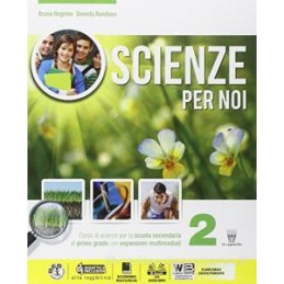 SCIENZE PER NOI 2  Vol. 2