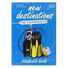 NEW DESTINATIONS PRE INTERMEDIATE PACK  Vol. 3