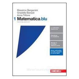 MATEMATICA.BLU 2ED. - VOLUME 1 (LDM) SECONDA EDIZIONE Vol. 1