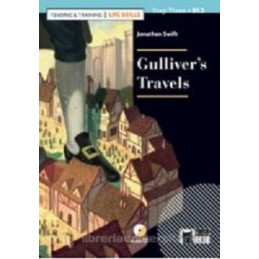 GULLIVER`S TRAVELS + AUDIO CD + APP  Vol. U