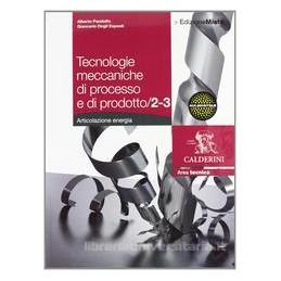 TECNOLOGIE MECCANICHE DI PROCESSO 2 ENER