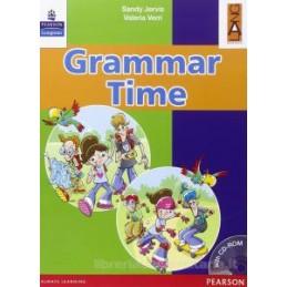 GRAMMAR TIME  Vol. U