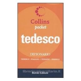 DIZIONARIO POCKET TEDESCO