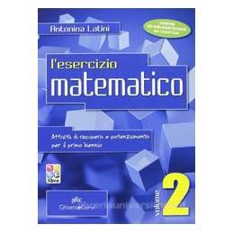 ESERCIZIO MATEMATICO 2 X BN