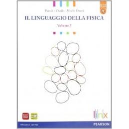 LINGUAGGIO DELLA FISICA 3 +ACTIVE BOOK