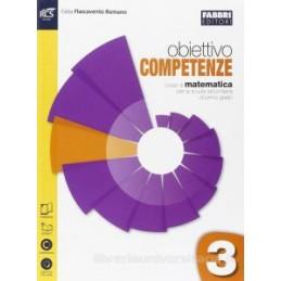 OBIETTIVO COMPETENZE 3 +QUAD.3 +OPENBOOK