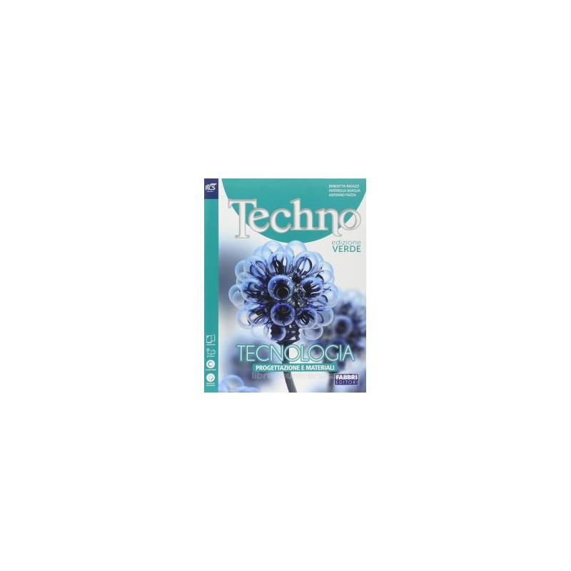 TECHNO EDIZ.VERDE (5 TOMI) +OPENBOOK