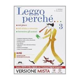 LEGGO PERCHÈ... 3 +SCHED. +MIO QU.METODO