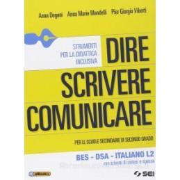 DIRE SCRIVERE COMUNICARE BES DSA ITALIAN