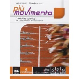 PIÙ MOVIMENTO X BN LIC. +EBOOK