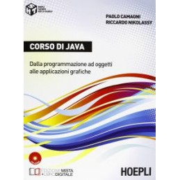 CORSO DI JAVA X 4,5 IT