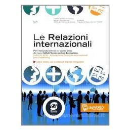 RELAZIONI INTERNAZIONALI X TR ITC
