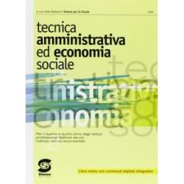 TECNICA AMMINISTRATIVA ED EC.SOC.X4,5 IP