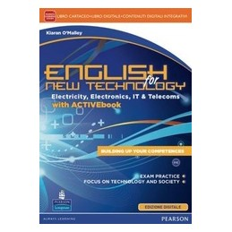 ENGLISH FOR NEW TECHNOLOGY +ACTIVEB.+ITE