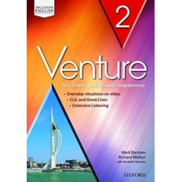 VENTURE 2: SB&WB+AUDIO CD