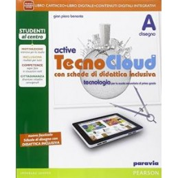 TECNOCLOUD SCHEDE ED AB VOL+DIS+PROC+ITE+DID
